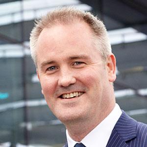 Cathal Corcoran - Chief Information Officer (CIO)