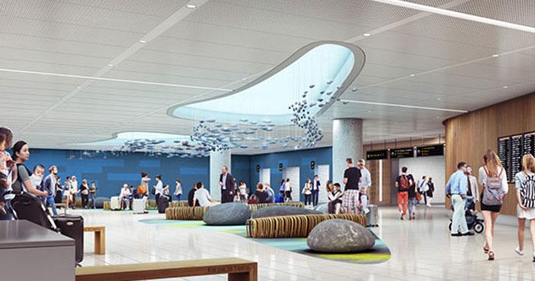Auckland-Airport-redevelopment
