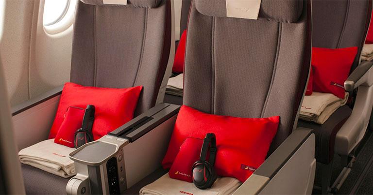 Iberia unveils Premium Economy cabin ahead of long-haul debut