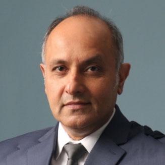 Kiran Merchant - CEO