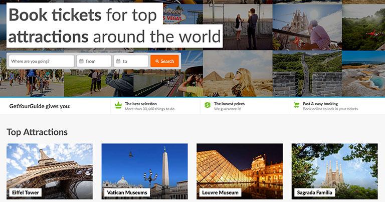 easyJet creates new digital ancillary revenue stream with GetYourGuide partnership