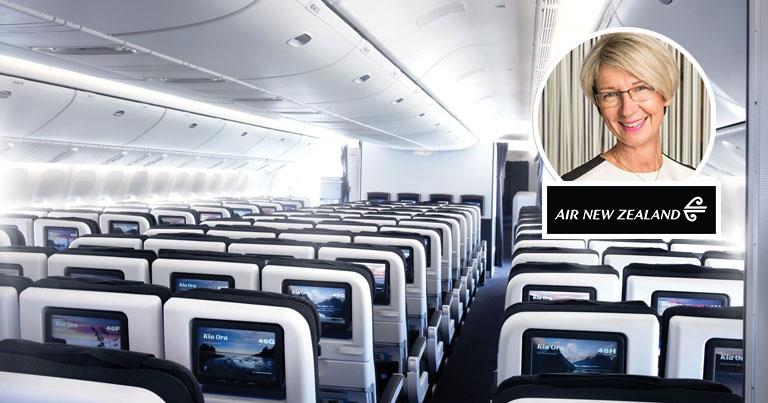 Air NZ eyeing digital retailing improvements to boost ancillary sales
