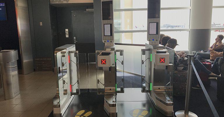 Delta tests next-generation biometric CBP eGates at Atlanta and New York-JFK airports
