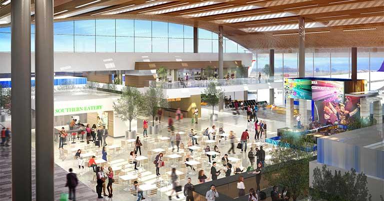 New BNA Vision showcases the future of Nashville International Airport