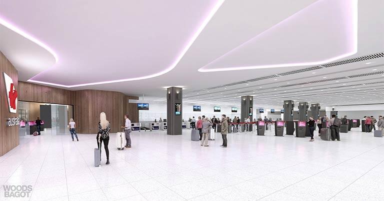 Virgin Australia reveals self-service plans for enhanced Melbourne Airport Terminal 3