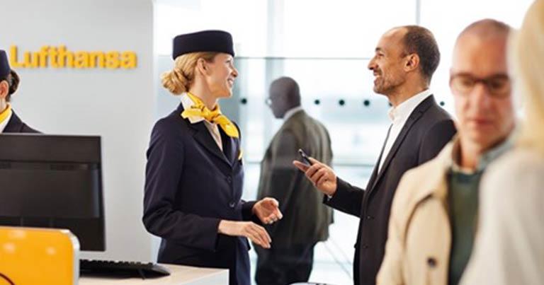 Lufthansa speeds up peak time departures experience at Munich Airport