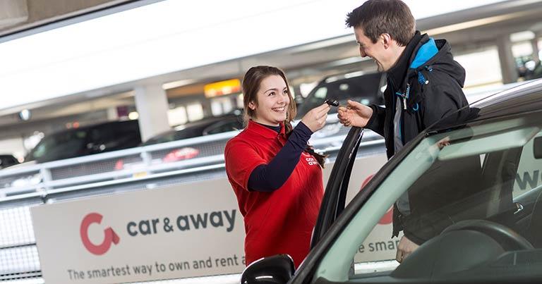 Gatwick Airport partners with peer-to-peer car rental startup Car & Away