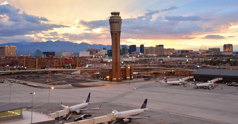 Las Vegas McCarran International Airport adopts new passenger processing technologies
