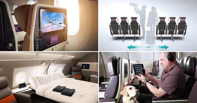 Cabin Design news | Future Travel Experience
