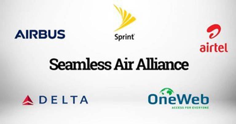 Airbus, Delta, OneWeb, Sprint and Airtel launch Seamless Air Alliance