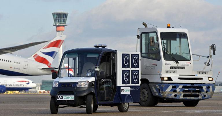 Autonomous vehicles: Future-proofing the airport environment