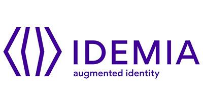 IDEMIA gold sponsor