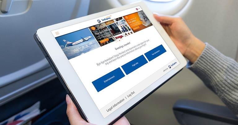 SunExpress enhances inflight experience with Immfly's digital platform