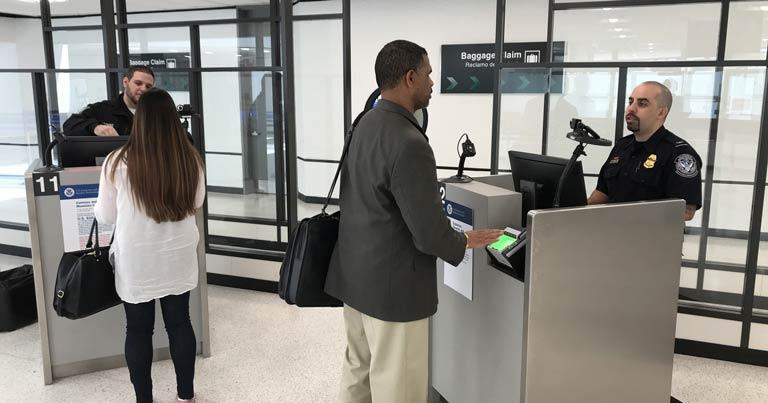 "Biometrics technology: ""A transformative agent in revolutionising air travel"""