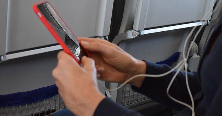 SpiceJet introduces wireless IFE product across its fleet