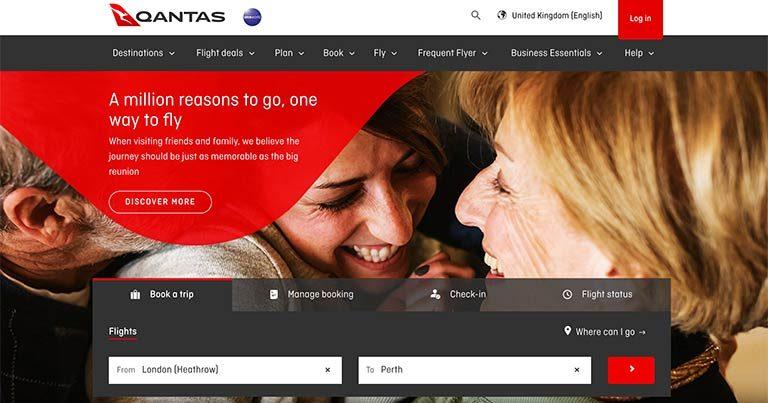Qantas adds first Australian travel management company to new booking platform