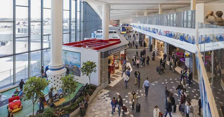 LaGuardia unveils new concourse as part of $4 billion Terminal B redevelopment