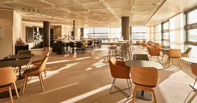 Lufthansa opens new Panorama Lounge at Frankfurt Airport