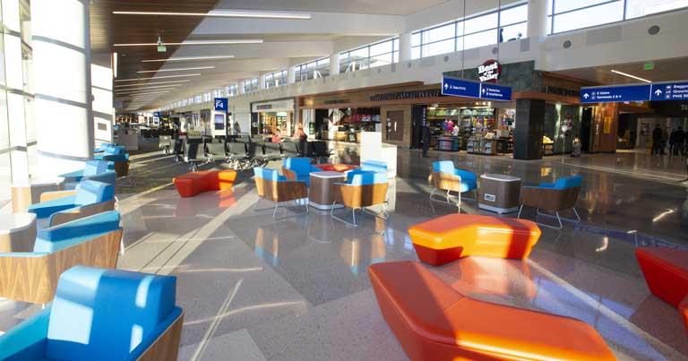 Phoenix Sky Harbor Airport unveils brand-new concourse