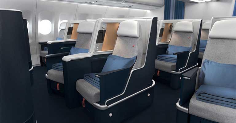 Air France upgrades cabin interior across its A330 fleet