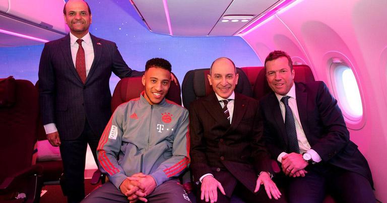 Qatar Airways reveals new Economy Class experience