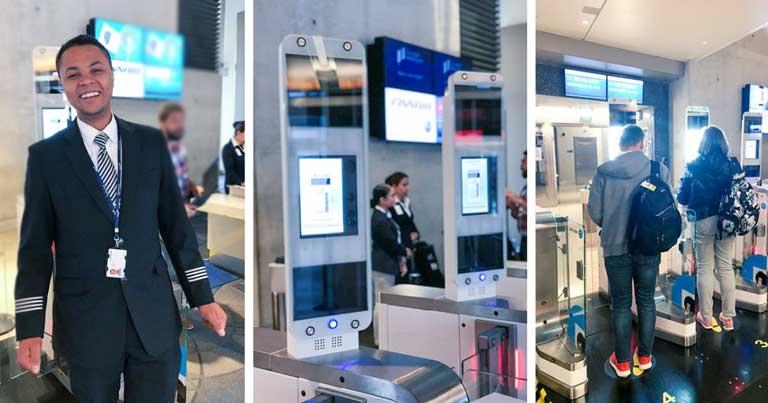 Finnair deploys biometric boarding at LAX