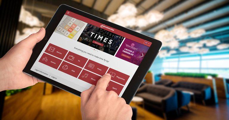Santo Domingo's AILA Airport enhances lounge experience with digital entertainment service