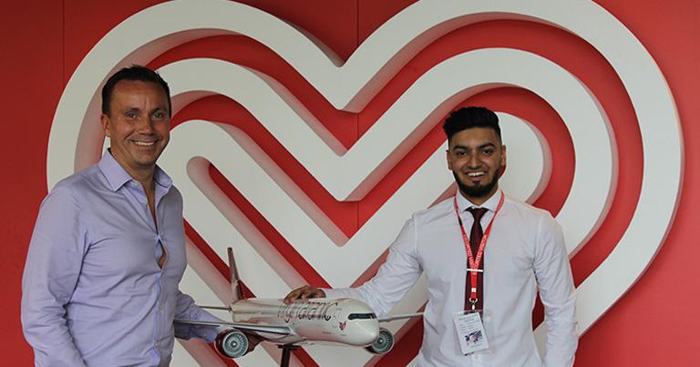 Virgin Atlantic takes quantum leap in redefining customer experience