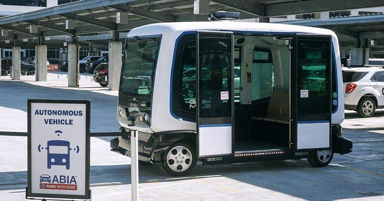 Austin-Bergstrom Airport to test autonomous vehicles between terminals
