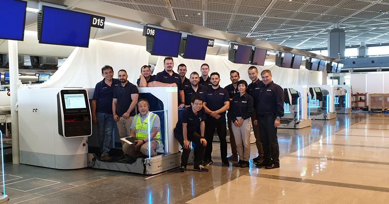 Narita International Airport to install auto bag drop units ahead of 2020 Tokyo Olympics