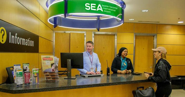 Seattle-Tacoma Airport launches major customer-focused initiative