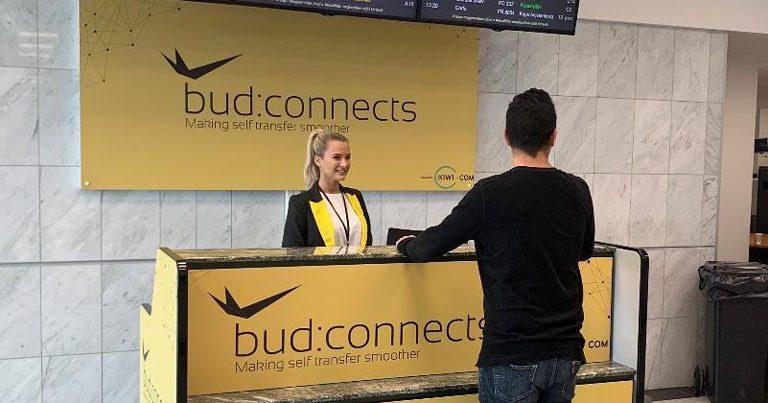 Budapest Airport partners with Kiwi.com to create seamless self-transfer