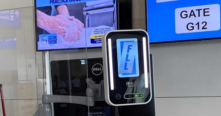Fort Lauderdale-Hollywood Airport deploys biometric boarding