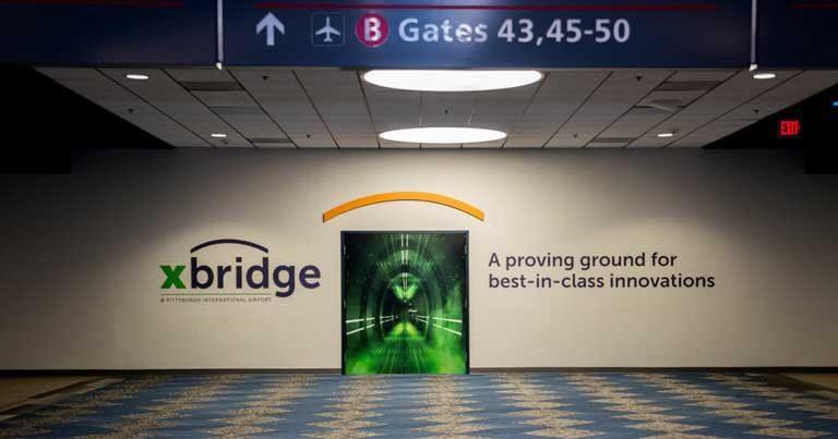 Pittsburgh Airport unveils new xBridge innovation centre