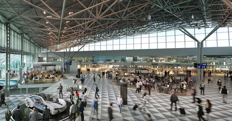 Finavia begins Helsinki Airport Terminal 2 renovation ahead of schedule