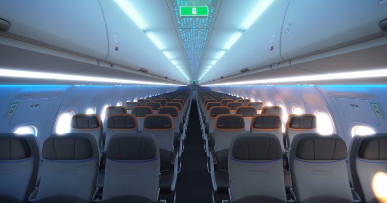 JetBlue reveals plans to reinvent transatlantic economy class on A321