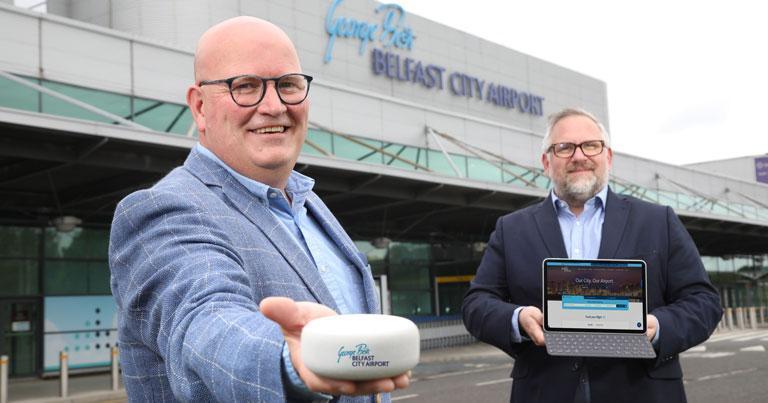 Belfast City Airport launches major digital transformation programme