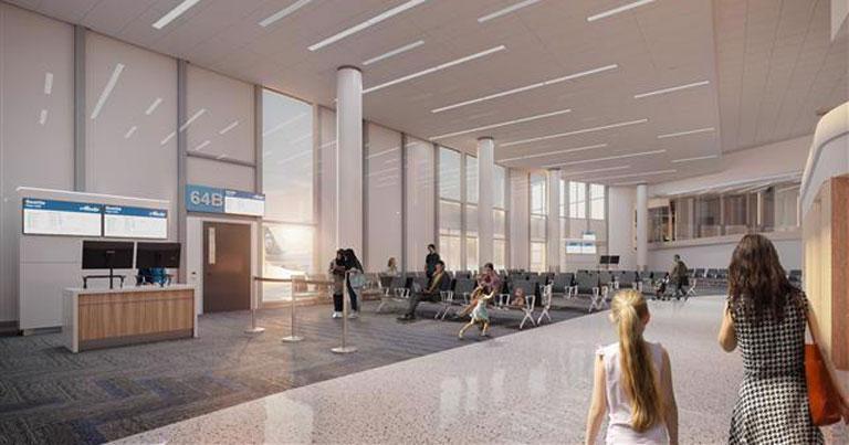 LAX begins $230 million renovation project at Terminal 6