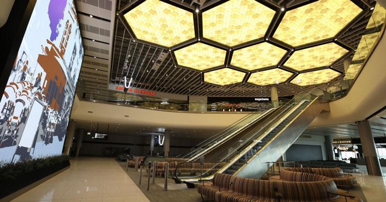Manchester Airport unveils £1bn Terminal 2 extension