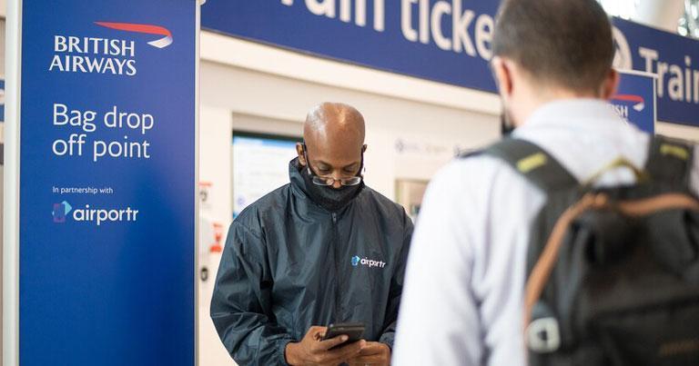 British Airways introduces fast bag-drop service at Heathrow