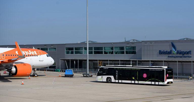 easyJet and Bristol Airport partner to achieve net-zero operations
