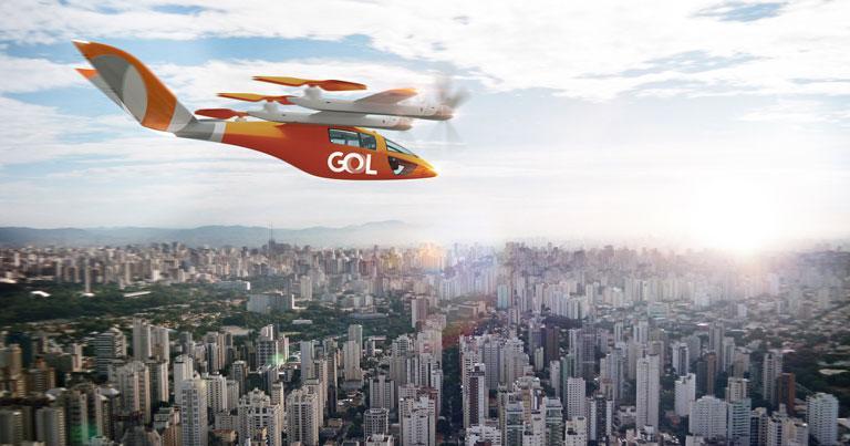 GOL partners with Avolon to create eVTOL ride sharing platform in Brazil