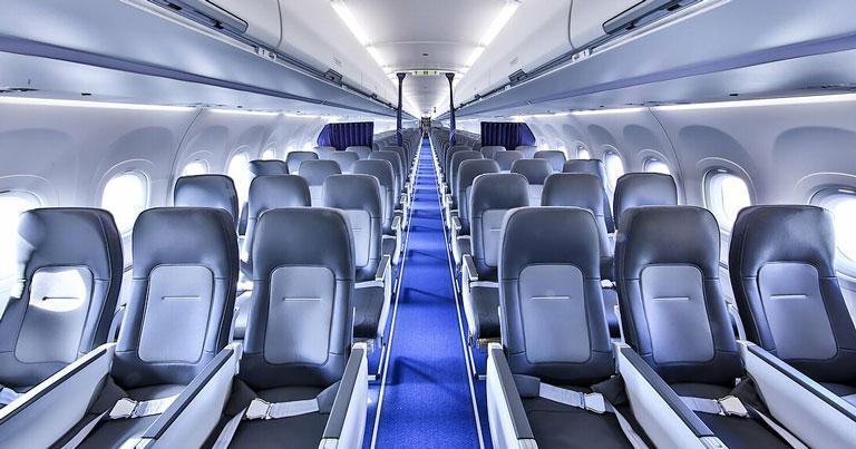 Lufthansa introduces new cabin experience on short and medium-haul flights