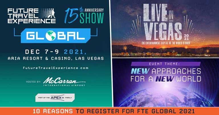 10 reasons to register for the landmark FTE Global 2021 show